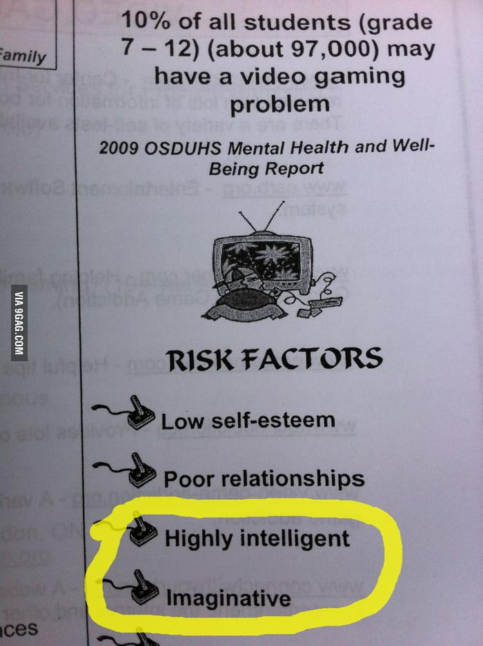 Worth the risks???