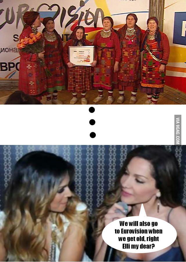 Eurovision future contestants