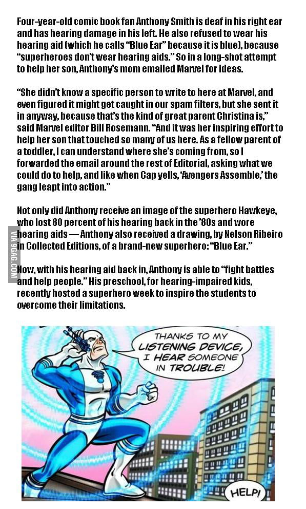 Faith in humanity, restored (by marvel)