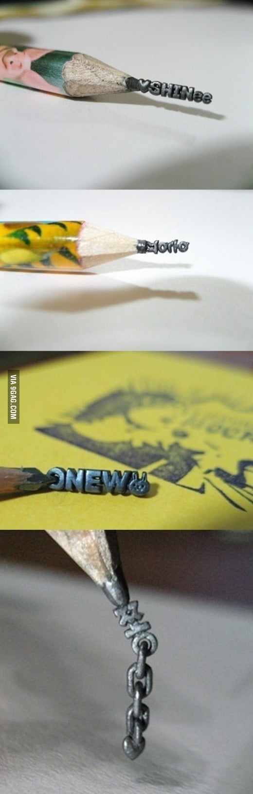 Pencil art lvl: Korean