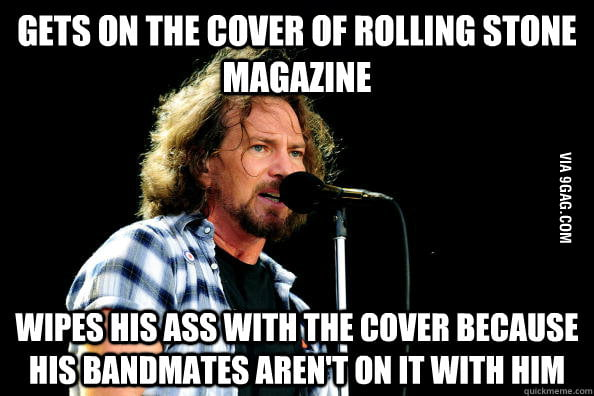 Good Guy Eddie Vedder