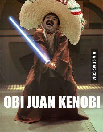 Obi Juan Kenobi