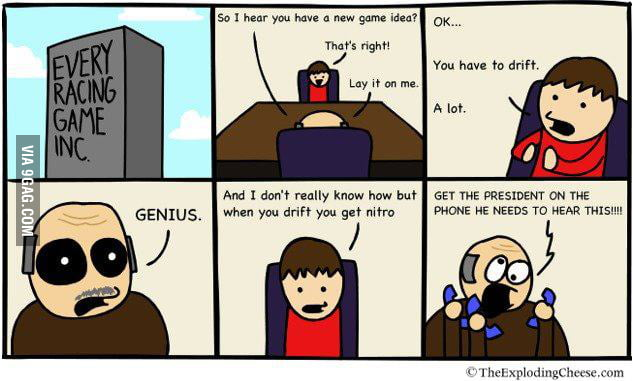 Game Engineer lvl Genius