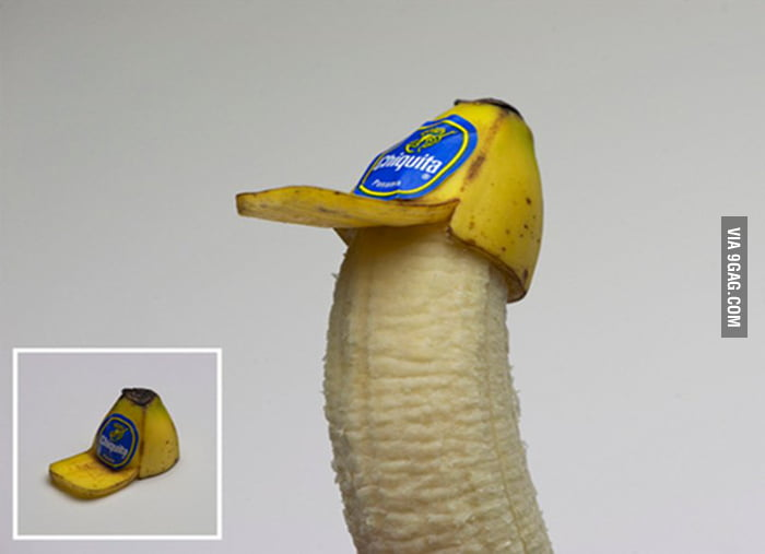 Trucker cap now availabe for your banana