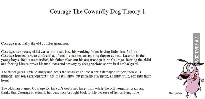 courage and bravery essay