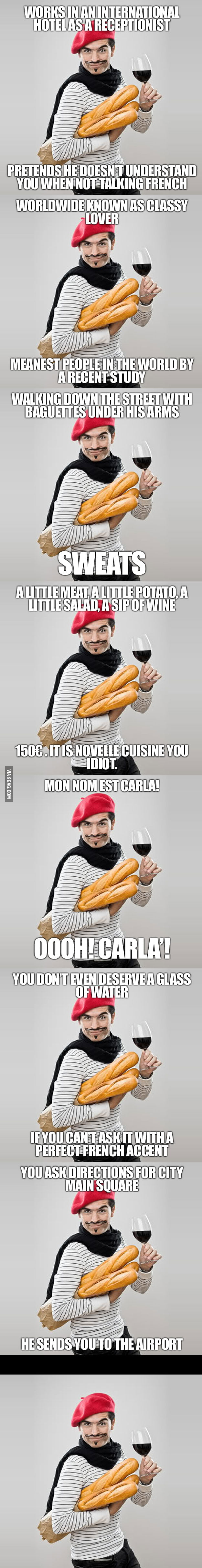 French Scumbag