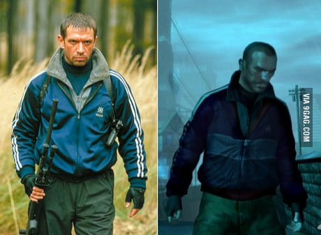 The Real Niko Bellic 9gag