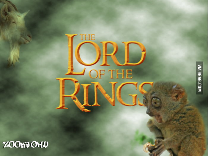 Lord of the rings level: Animals