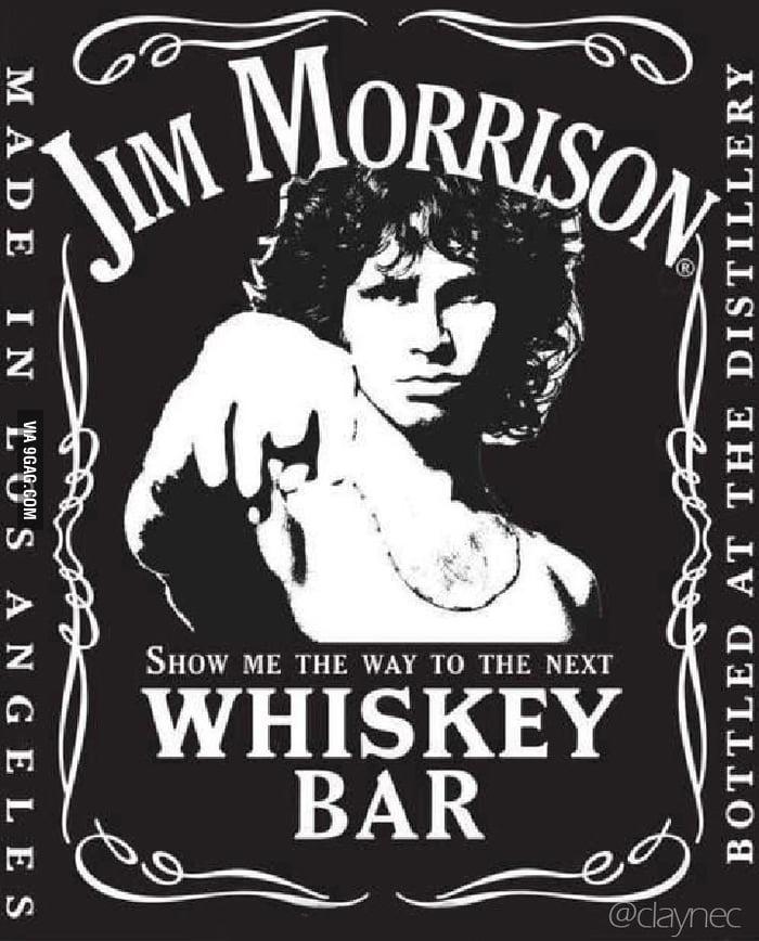 Jim Morrison Alabama Song (Whiskey Bar)
