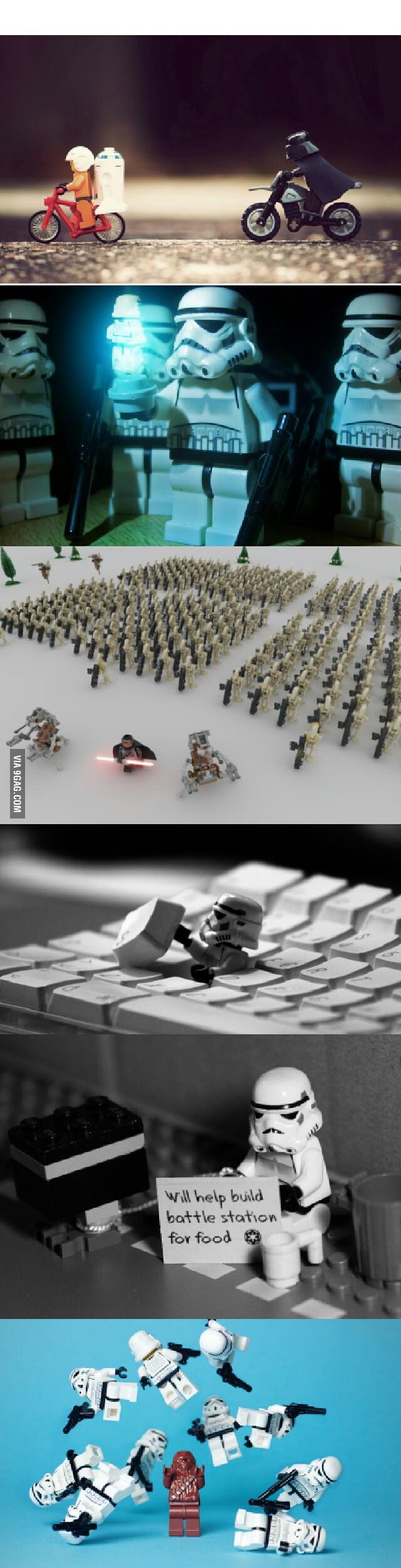 Lego wars
