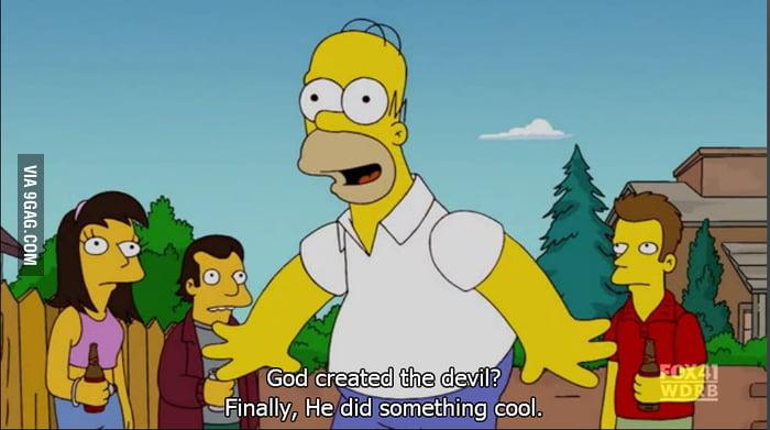 Epic Homer strikes again-part ll !