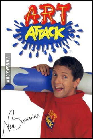 If you remember him your childhood was awesome!