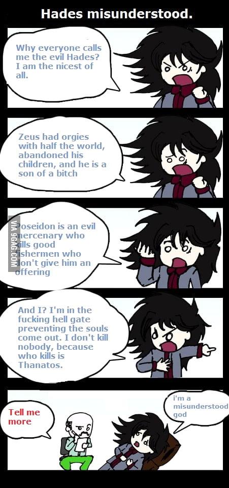 Poor Hades