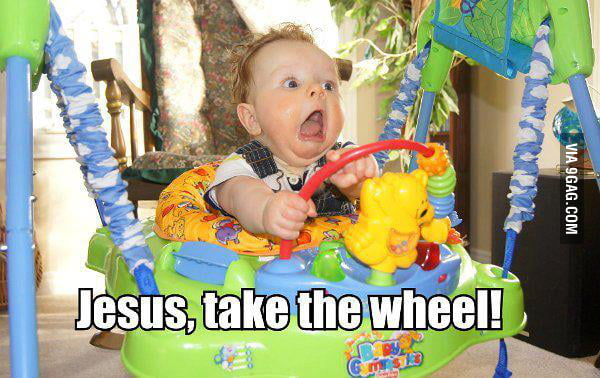 Help me Jesus!