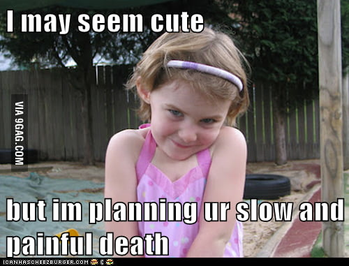 4363061_700b evil little girl i know is now a meme 9gag