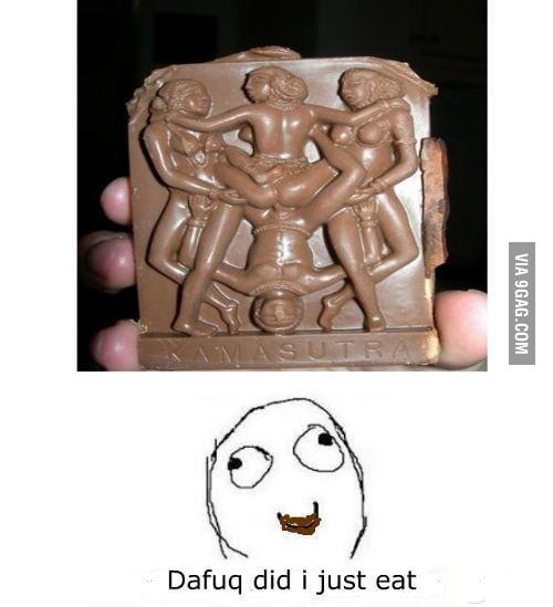 Kamasutra Chocolate
