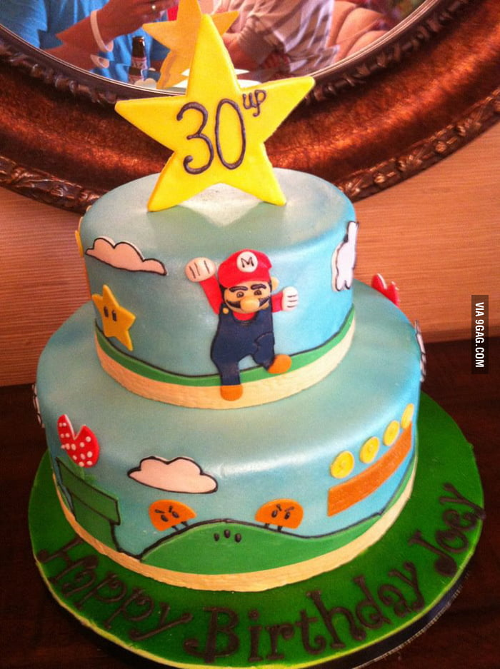 The Best 30 Year Old Birthday Cake