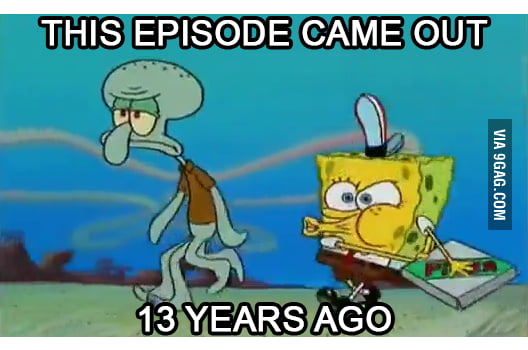 You know you are old, when you realise that