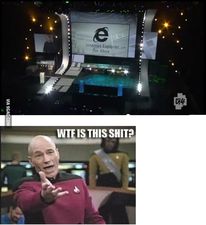 Internet Explorer on XBOX?