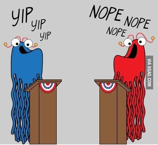 How Politics Goes Around Here
