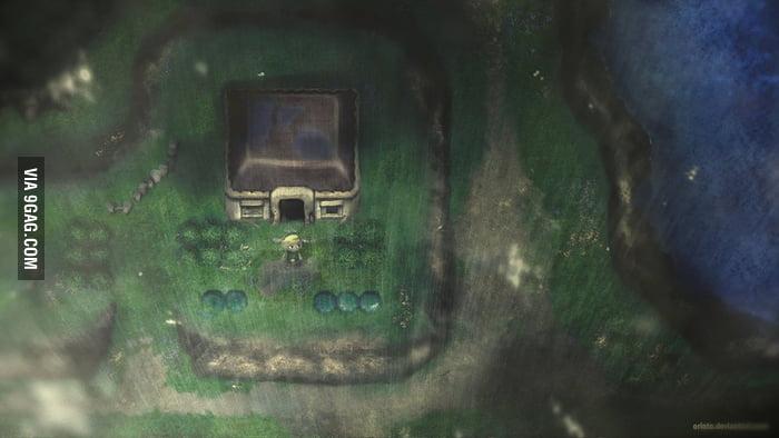 Incredibly detailed Zelda...