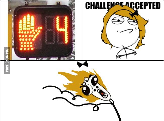 Crosswalk Challenge