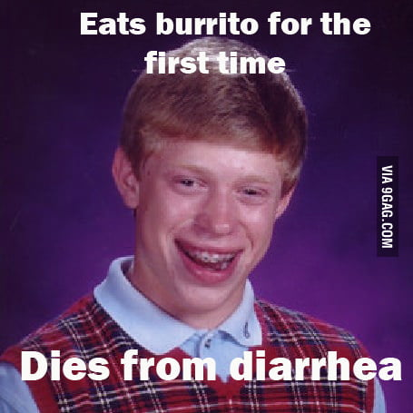 Bad luck brian in mexico