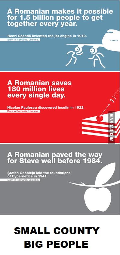 Romanians...