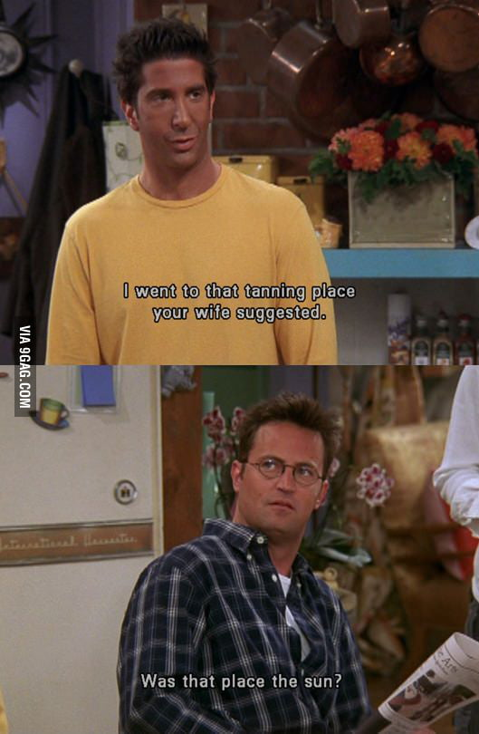 I love Chandler