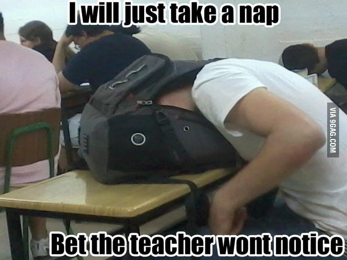 Sleeping at class level: brazilian