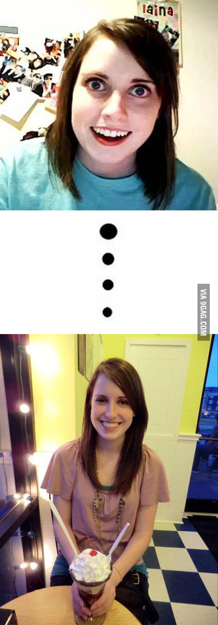 Overly Attached Girlfriend.. What sorcery is this?!?!
