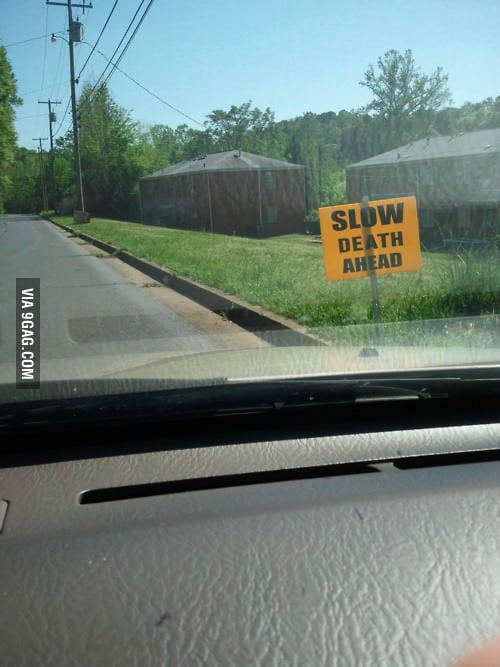 Wrong turn...