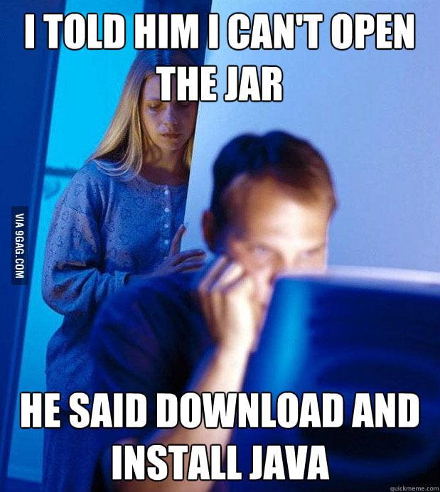 Internet husband strikes again