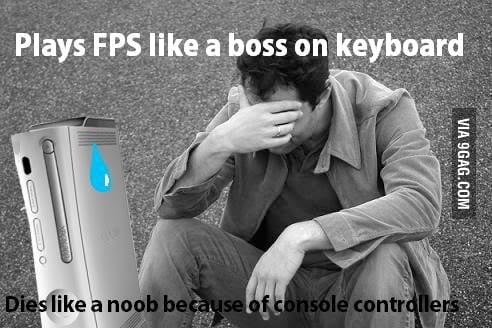 PC Gamer's First World Problems