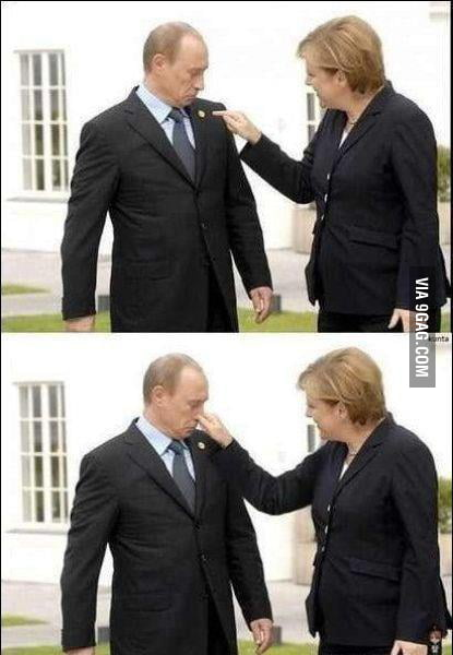 That's why Russia stoped selling naft to Germany