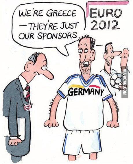 Sponsor for Greece
