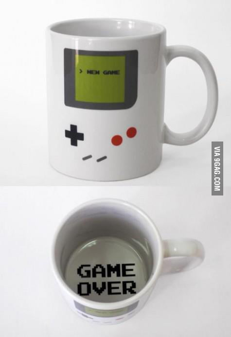 Game Over Cup