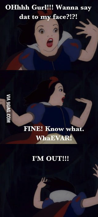 Snow White: B*tch Mode