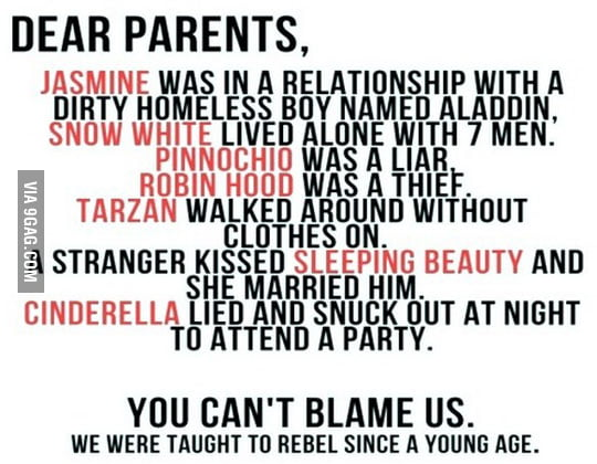 Dear parents