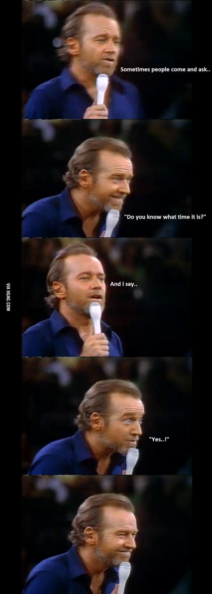 Some George Carlin Awesomeness