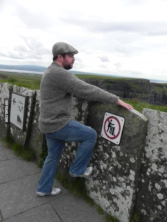 F**k The Police (Ireland style)