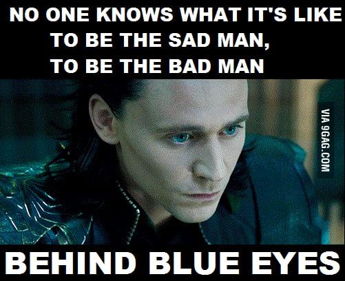 Misunderstood Loki