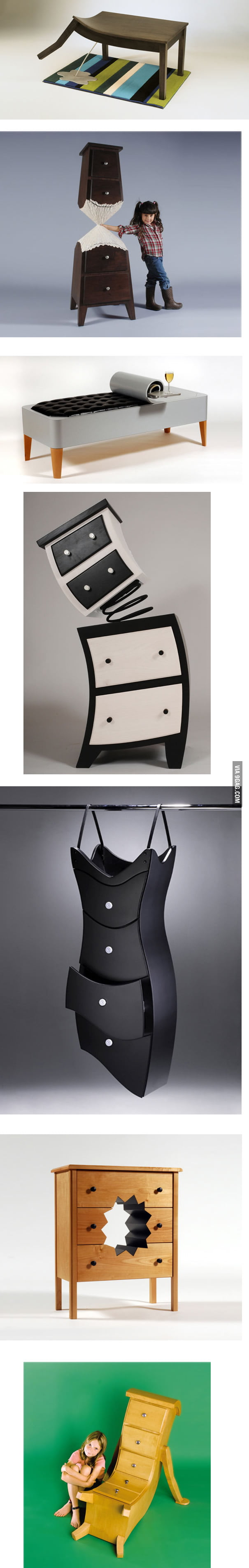 Weird and Wacky Furniture