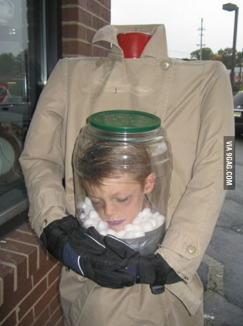 The best Halloween costume