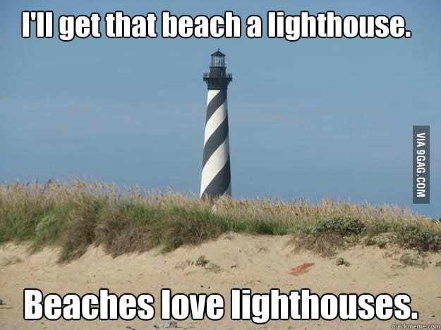 What beaches love