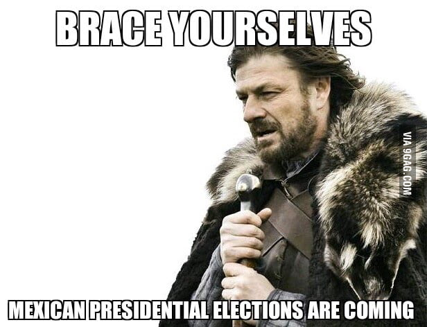 Brace yourselves....