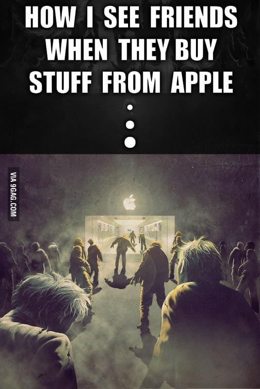 The Zombie Apocalypse is coming...