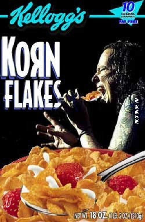 Finally.. a cereal for my generation