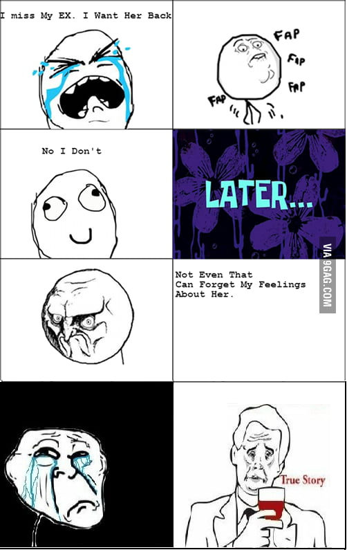 Ex-GirlFriend Rage [FIX] - 9GAG