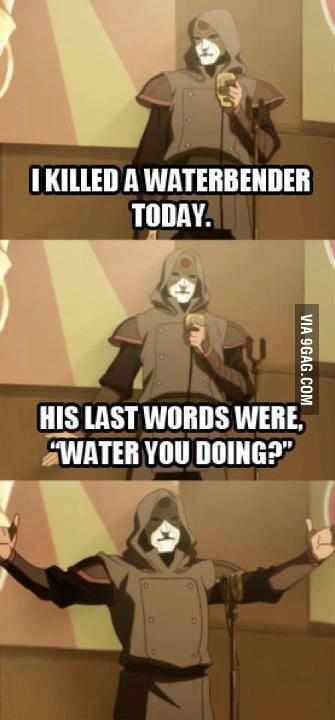 Just Amon being Awesome